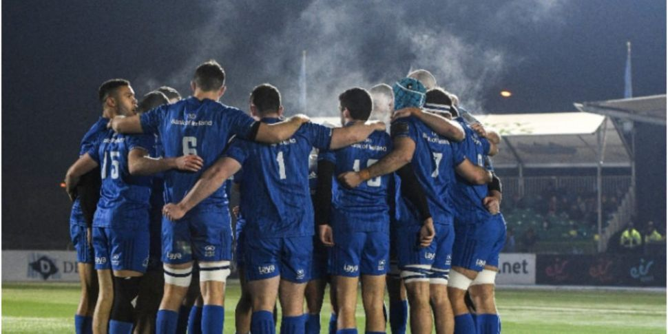 Wins for Leinster and Connacht...
