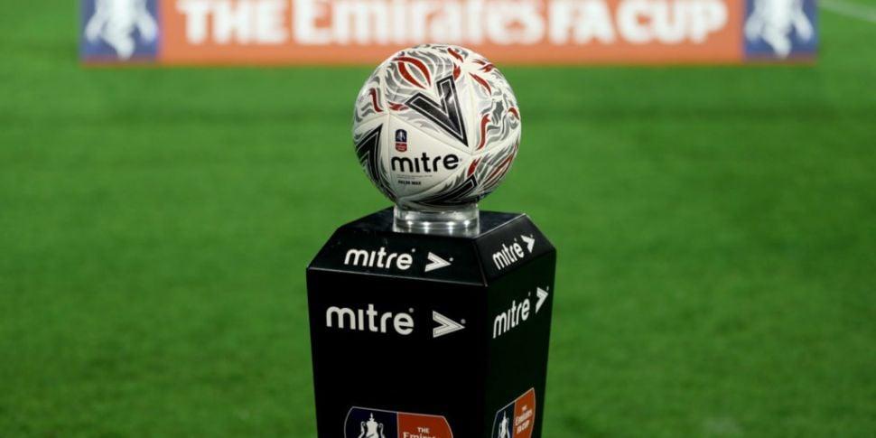 FA Cup sets up Merseyside derb...