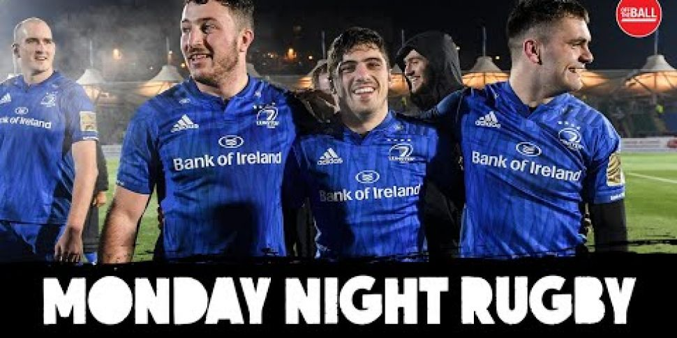 Would Leinster B win the Pro14...