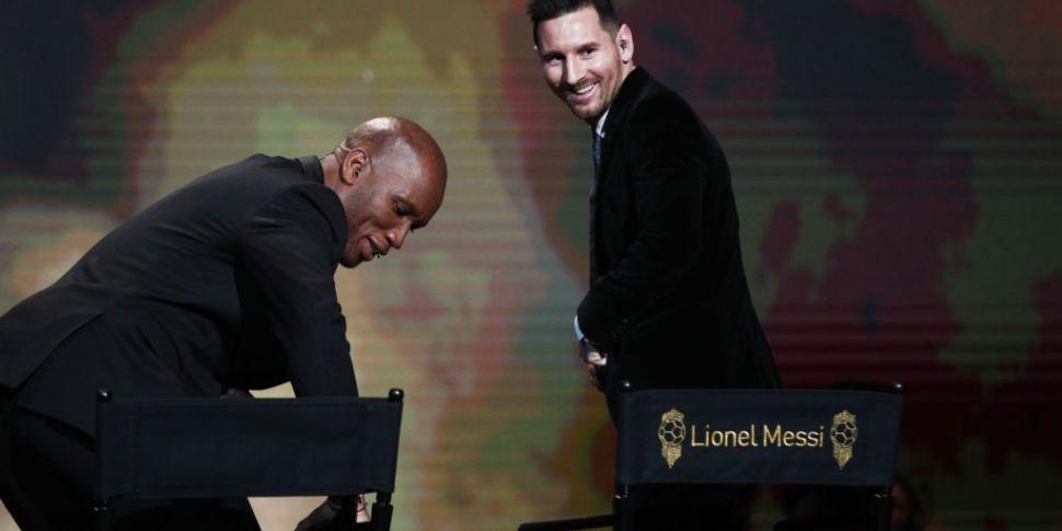 Messi wins Ballon d'Or, FAI fa...