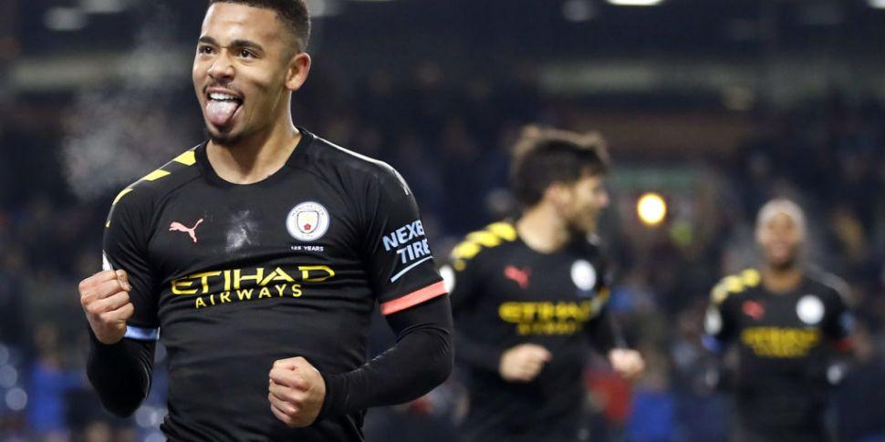 Manchester City return to winn...