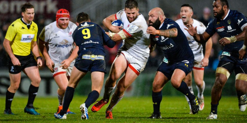 Ulster facing lunchtime start...