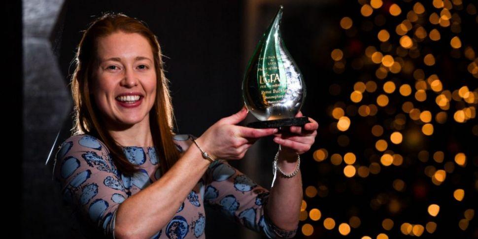 Rena Buckley wins Croke Park/L...