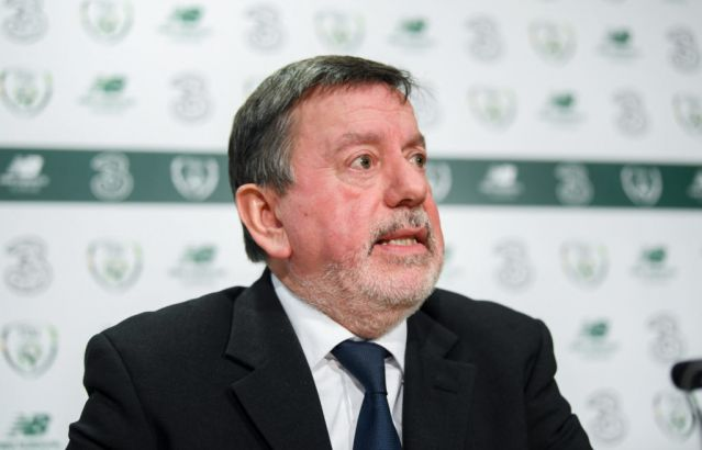 Donal Conway to step down from...