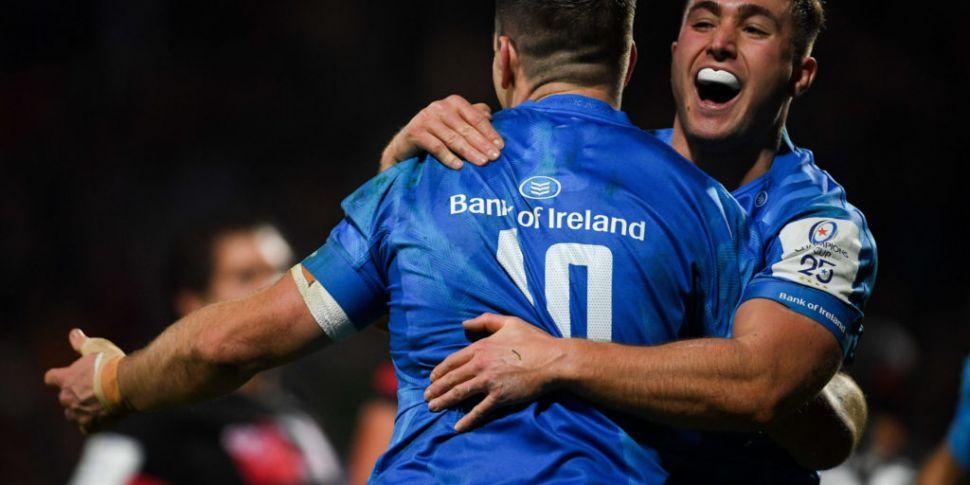 Irish provinces reveal team ne...