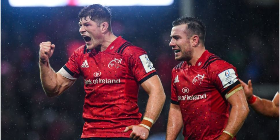 Munster battle to a seven-poin...