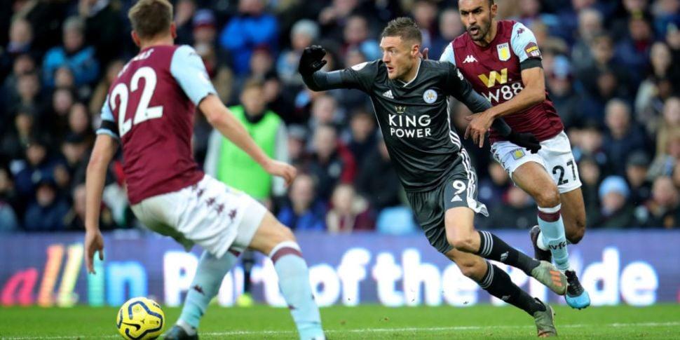 Aston Villa vs Leicester   Giv...