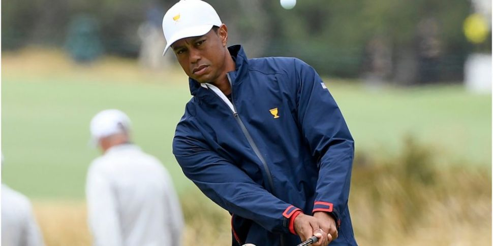 Woods leads the way as Preside...
