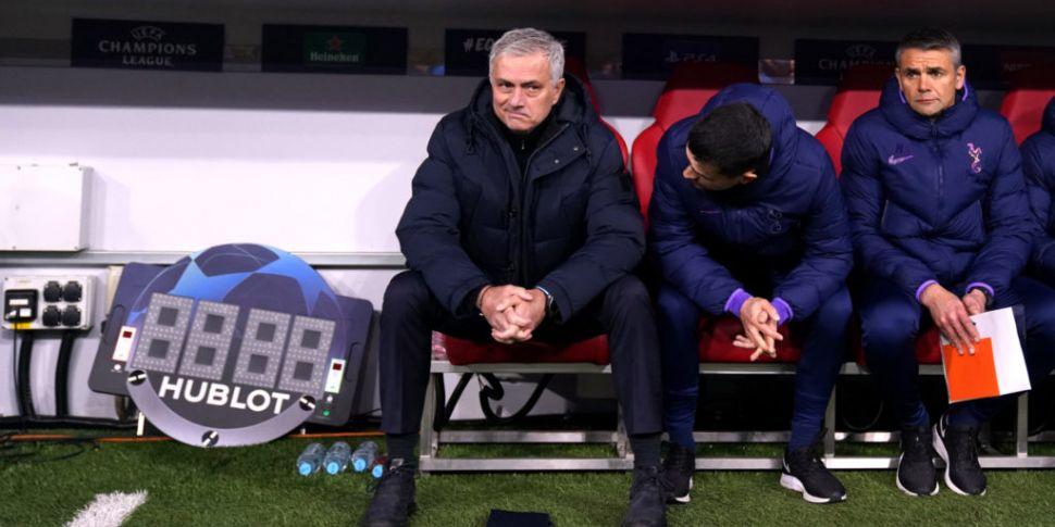 Mourinho keeps Parrott in rese...