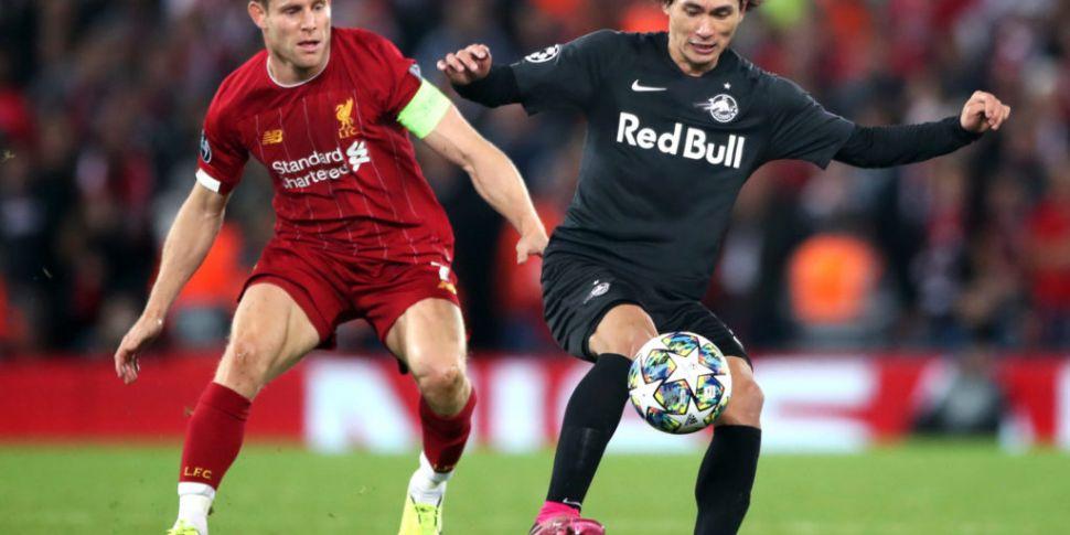 Liverpool keen on Salzburg's T...