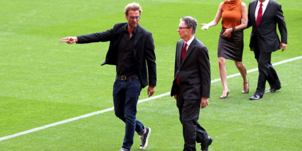 'Klopp and Liverpool are just...