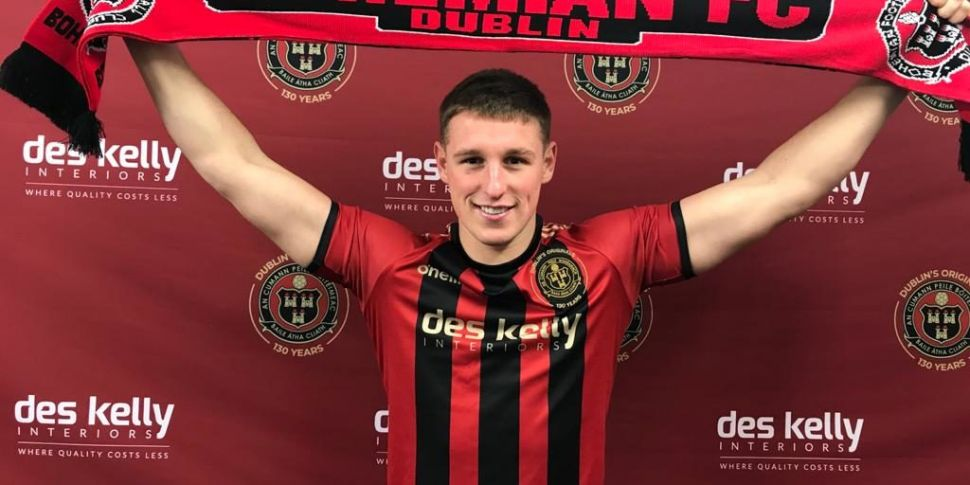 Dan Casey back at Bohemians a...