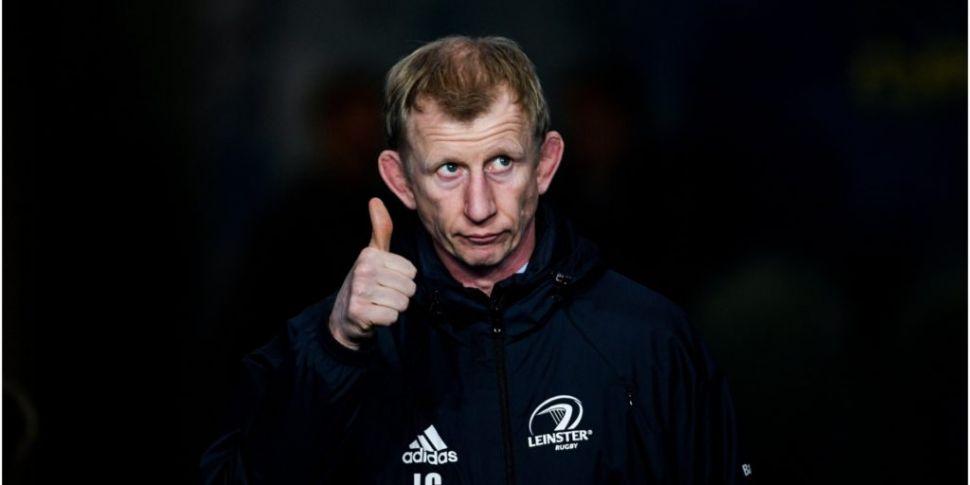 Leinster boss Cullen looks ahe...