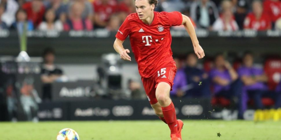 Family of Bayern youngster Rya...