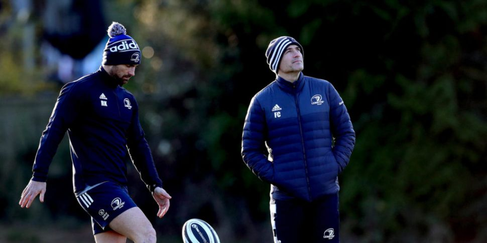 Leinster and Ulster ring the c...