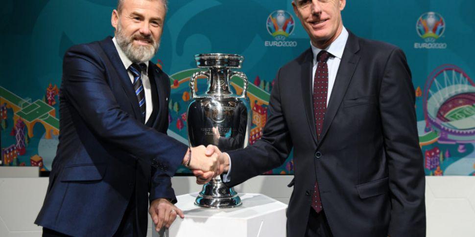 Slovakia confirm Ireland's Eur...