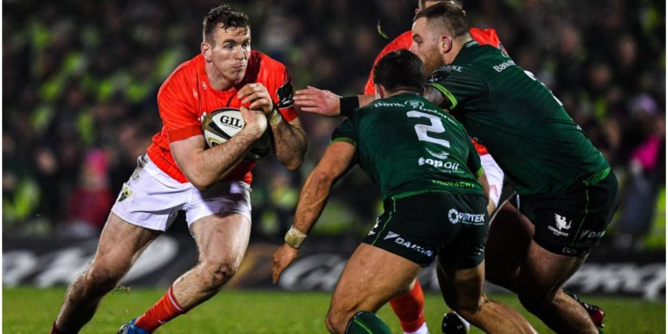Munster grind out win over Con...