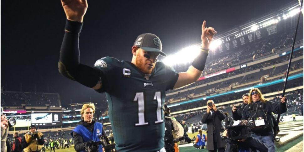 Eagles take control of NFC Eas...