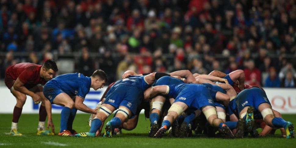 Munster and Leinster name team...