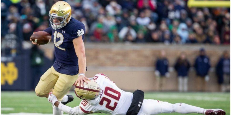 Notre Dame Fighting Irish vs I...