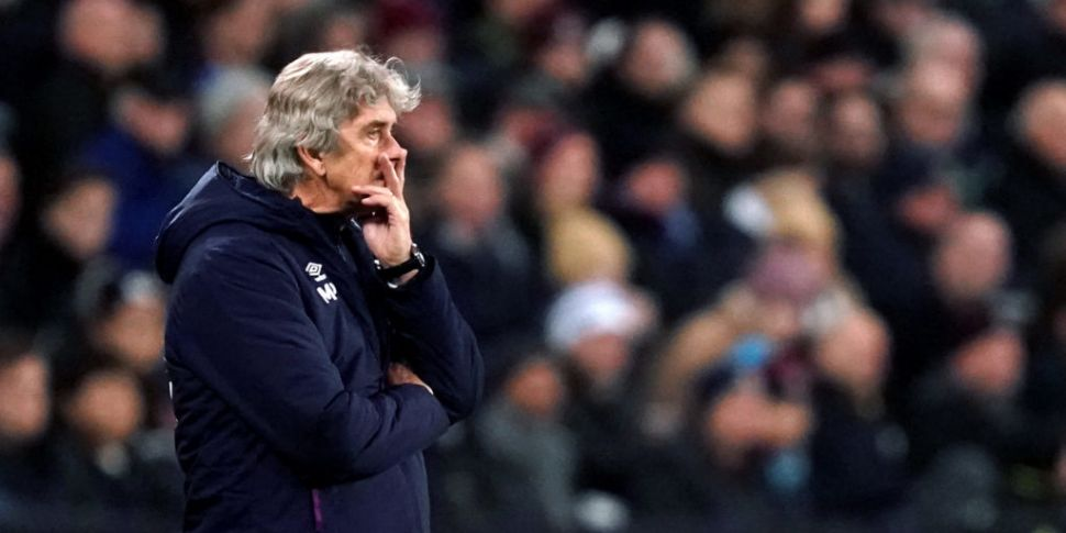 West Ham sack Manuel Pellegrin...