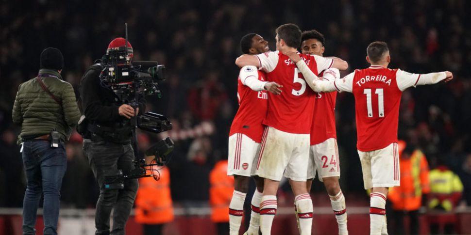Arteta's Arsenal see off Solks...