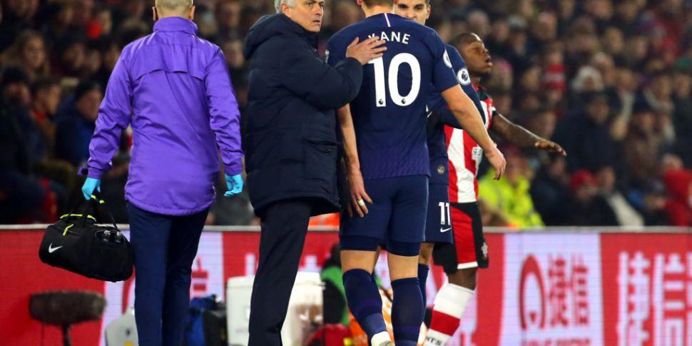 Harry Kane facing up to six we...