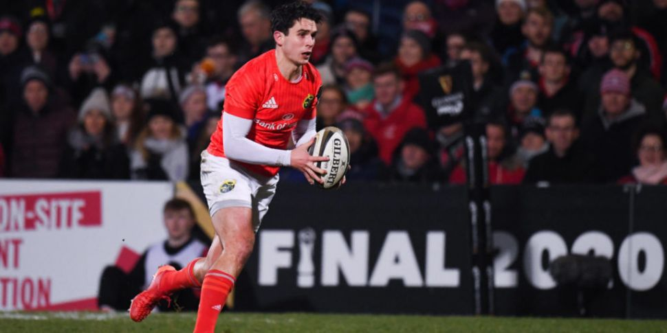 Joey Carbery suffers another s...