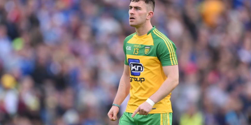 McBrearty to miss Donegal's le...
