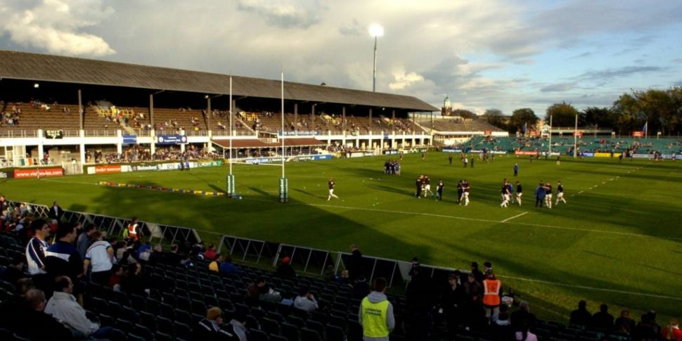 Sportsground and RDS receive €...