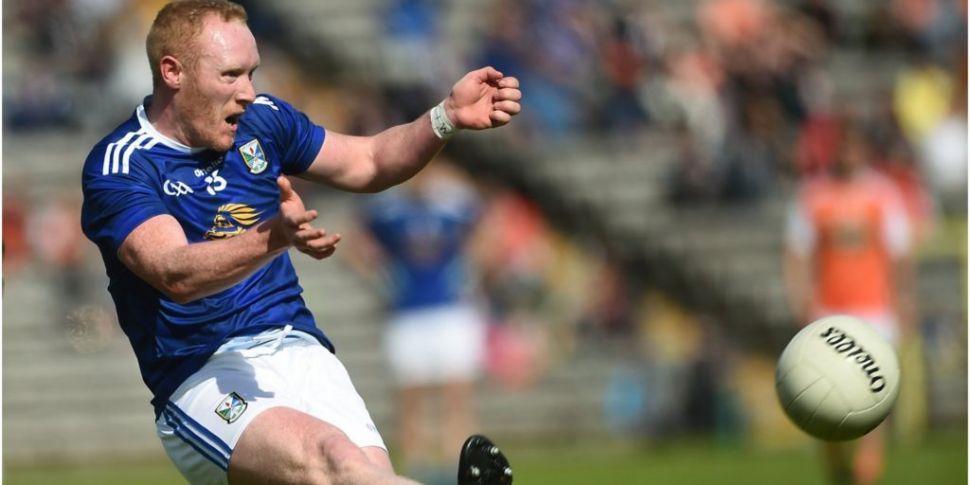 Cavan's Cian Mackey retires fr...