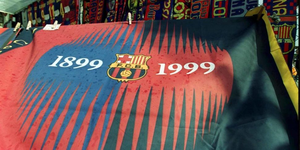 Barcelona top Money League tab...