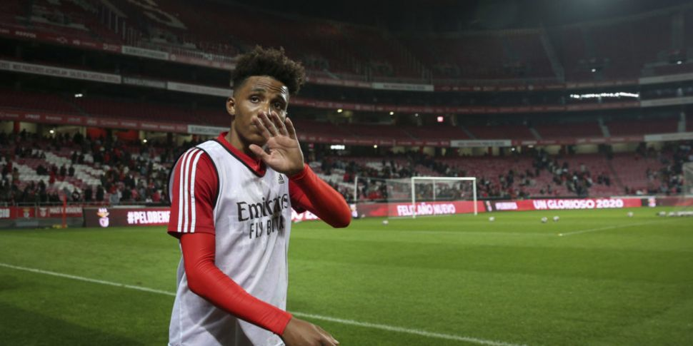 Spurs sign Gedson Fernandes on...