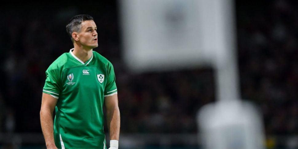 Johnny Sexton named Ireland ca...