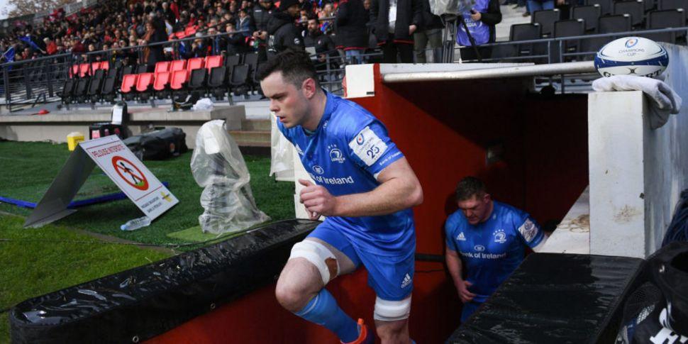 James Ryan returns to the Lein...