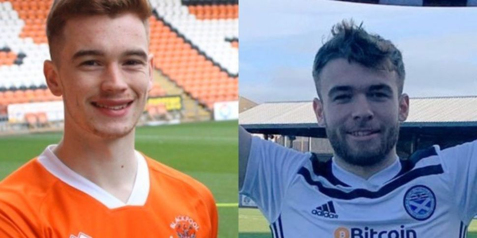 U21 internationals Connor Rona...