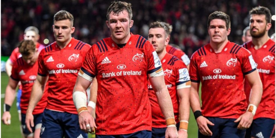 Munster knocked out of the Hei...