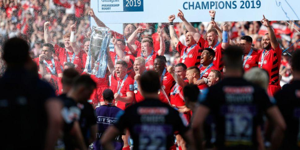 Saracens to be relegated at en...