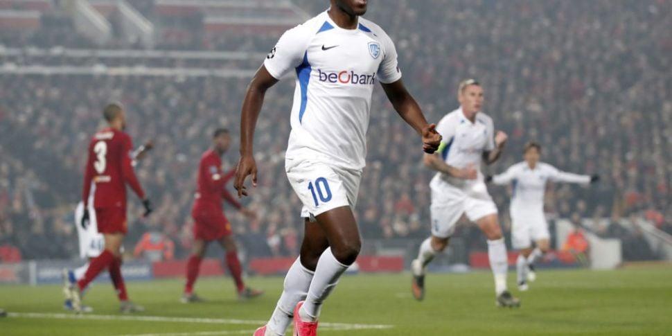 Aston Villa sign Tanzianian st...