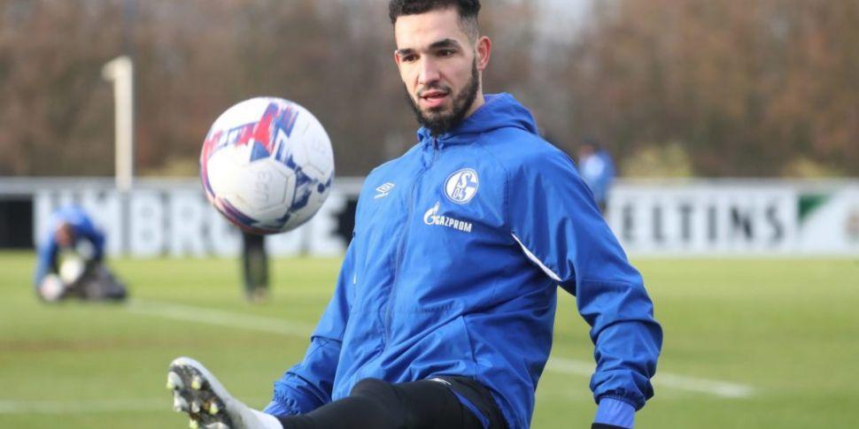 Nabil Bentaleb joins Newcastle...