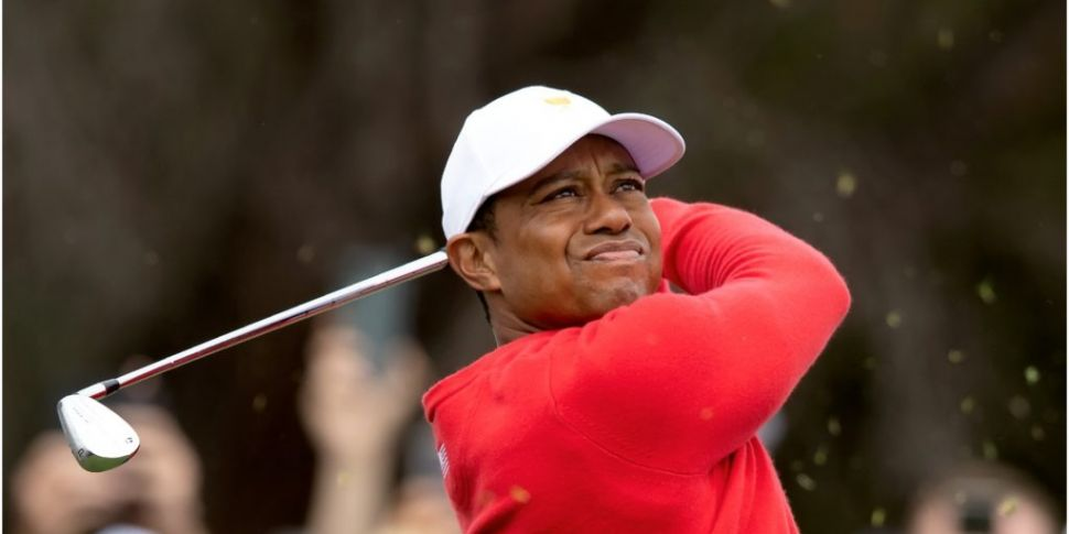 Refreshed Tiger Woods ready to...