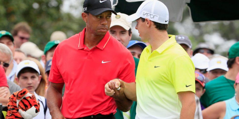 Tiger Woods should be back in...