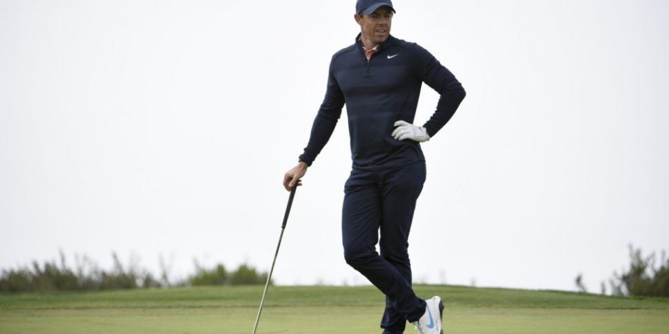 Rory McIlroy cards 67 in third...