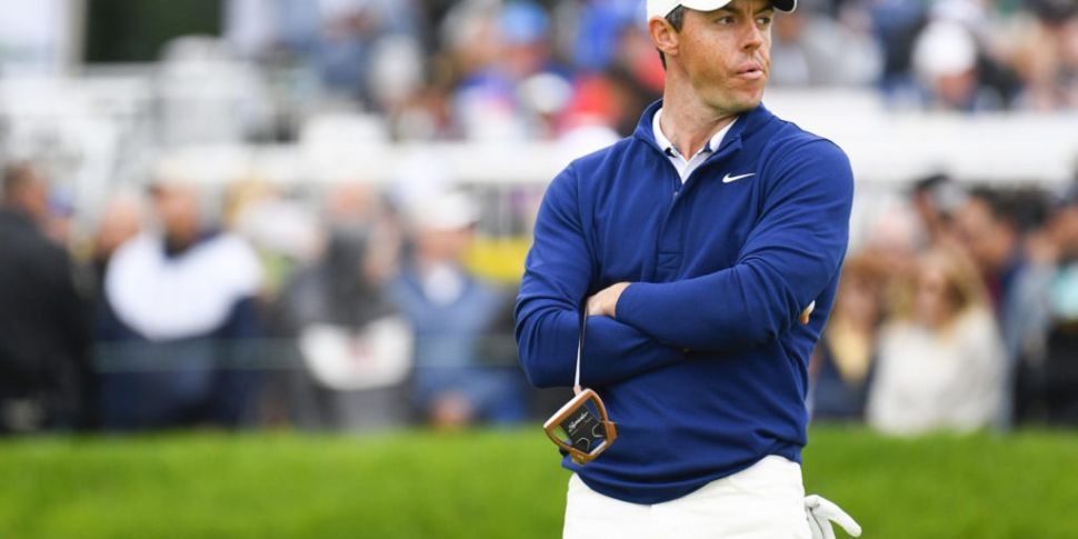 Rory McIlroy finishes tied thi...