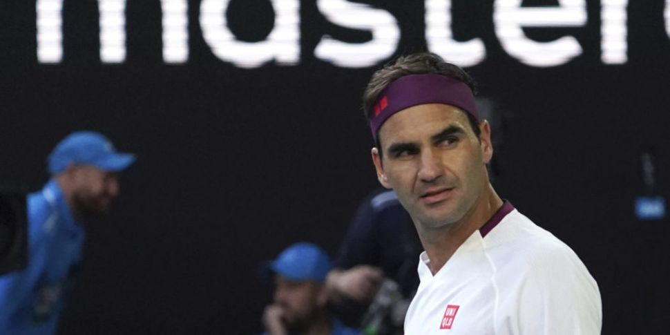Federer made to sweat by Tenny...