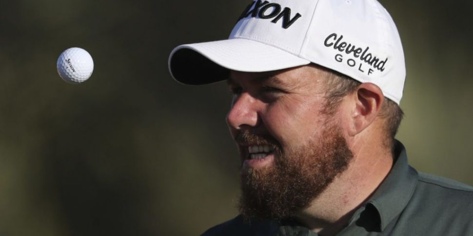 Shane Lowry says he intends to...