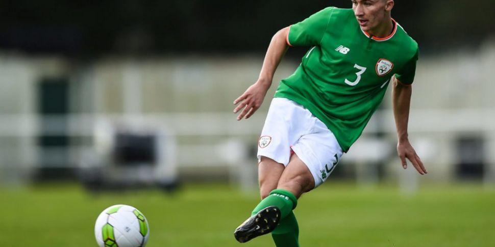 Ireland U21 international Wils...