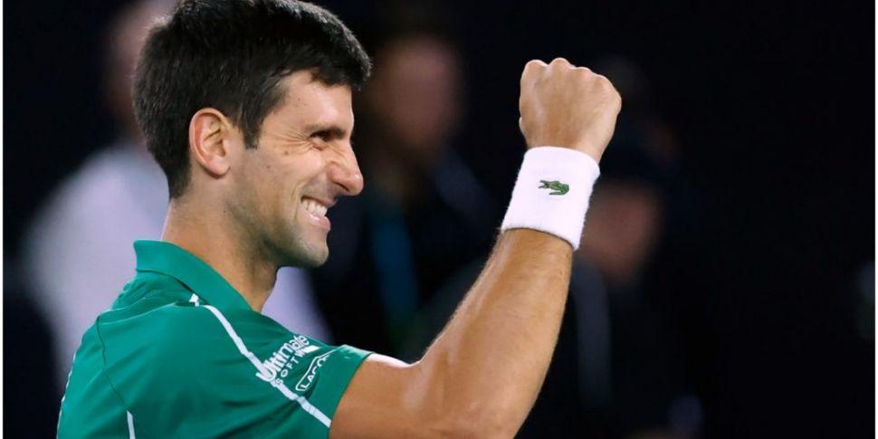 Djokovic highlights more impor...