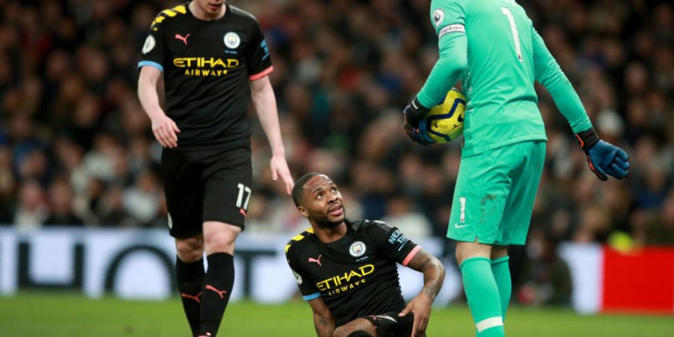 Hamstring injury rules Raheem...