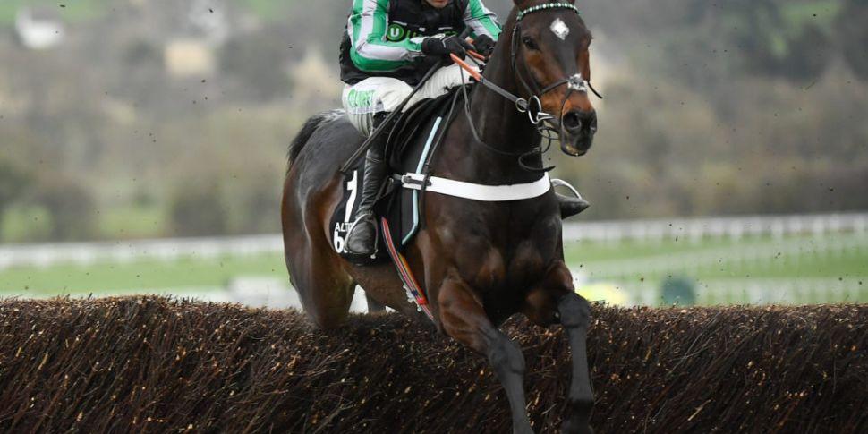 Horseracing highlights this we...